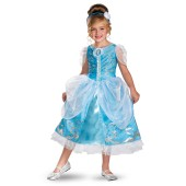 Disney Cinderella Deluxe Sparkle Toddler / Child Costume