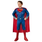 Superman Man of Steel Deluxe Light Up Child Costume