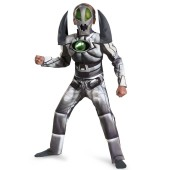 Redakai Metanoid Deluxe Muscle Chest Child Costume - Clearance Size Small