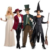 Oz the Great & Powerful Group Costumes