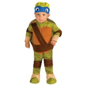 Teenage Mutant Ninja Turtle - Leonardo Toddler Costume