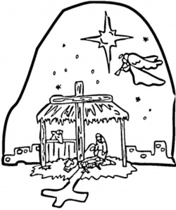 kids coloring pages color pages color pages 2 cute coloring pages cute coloring pages 2 cool coloring pages printable coloring pages - Nativity Coloring Pages For Kids
