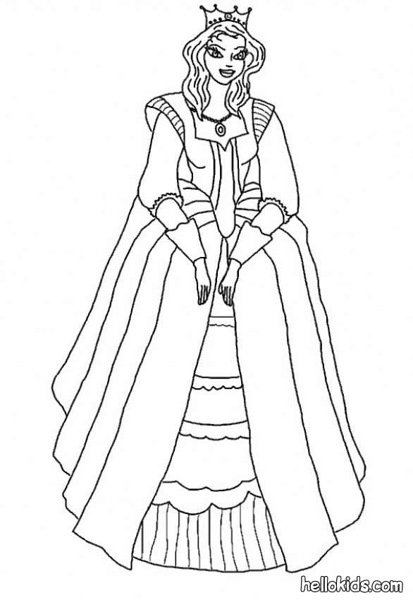 Princess Coloring Pages 2019 Best