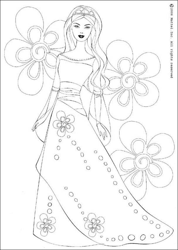 Princess Coloring Pages 2018 Dr