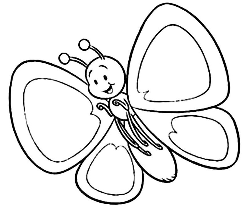 printable coloring pages for sping - photo#10